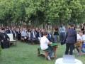 Οι μαθητές παρουσίασαν θεατρικό έργο. Boarders performing a theatrical play.