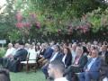 Πλήθος εκλεκτών καλεσμένων ετίμησε την εκδήλωση. Many distinguished guests honoured the event with their presence.