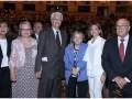 Κα Κάρεν Μαυρίδη, Κα Μαρία Κριμιζή, κ. Σταμάτης Κριμιζής, Κα Ελένη Γλύκατζη-Αρβελέρ, Κα Δήμητρα Φιλίππου, Καπετάν Παναγιώτης Τσάκος